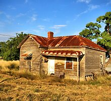 Weathered in Age by Joy Watson