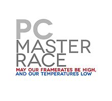 PC Master Race by PsychoWren