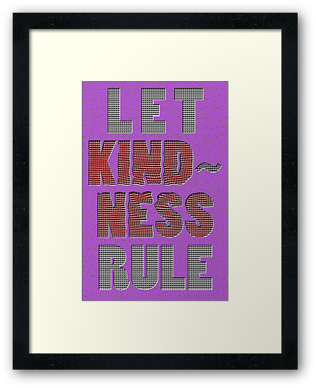 LET kindness ooze ) by TeaseTees