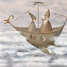 A Mystical Voyage by fizzyjinks