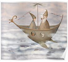 A Mystical Voyage Poster