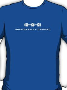 Boxer Engine (4) T-Shirt