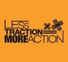 Less traction = More action (4) by PlanDesigner
