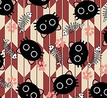 Black Cat by chocoboco