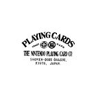 Nintendo Playing Cards by algova