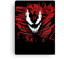 Carnage Prime Canvas Print