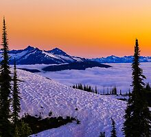 Dawn on Sail MT by RevelstokeImage