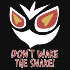 Arbok - Don't Wake The Snake v2 by ChrisButler