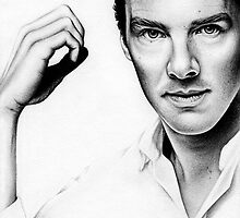 Benedict Cumberbatch by DendaReloaded