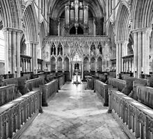 Southwell Minster by JJ-Grafton