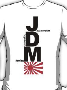 JDM Rising Sun (2) T-Shirt