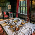 Victorian Dining by Adrian Evans