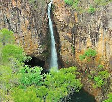 Tolmer Falls by Penny Smith