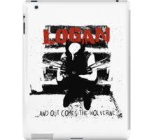...And Out Comes The Wolverine iPad Case/Skin