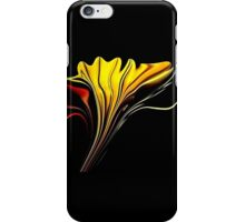 *Tiger Lily Abstract* iPhone Case/Skin