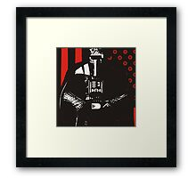 The Galactic Empire Strikes First Framed Print