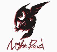 Night Raid by gamergeekshirts