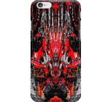 fall from grace iPhone Case/Skin