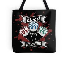 Blood & Ice Cream - Colour Tote Bag