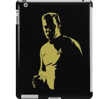 Kirk Shadow iPad Case/Skin