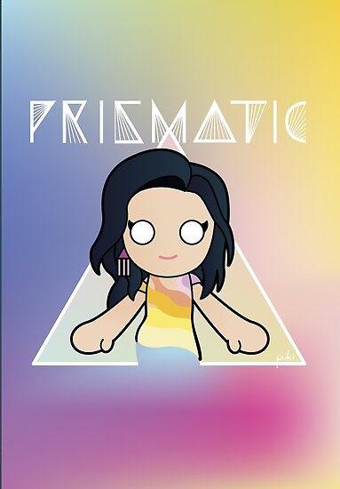 PRISMATIC by steppuki