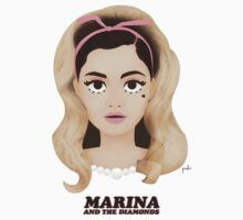 Marina & The Diamonds by steppuki