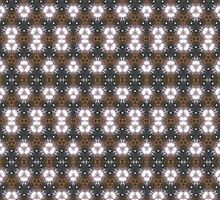Kaleidoscope Pattern 001 by Qnita