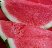 Watermelon by Robert Elfferich