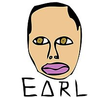 Earl Sweatshirt by jacknotnasty