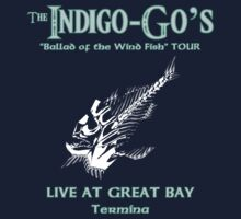 The Indigo-Go's Tour!! (Zelda: Majora's Mask) by 525Kiba