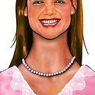 Katie Holmes by Troy Brown