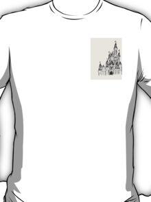 Disney Cinderella's castle T-Shirt
