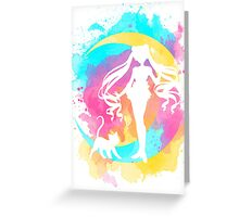 Happy Guardian Sailor Moon Greeting Card