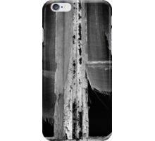 Historical Ruins of a Hospital iPhone Case/Skin