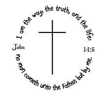 John 14:6 by tshirtchristian