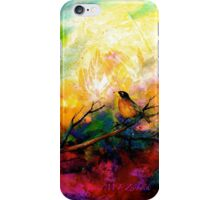 The Heart Knows.... iPhone Case/Skin