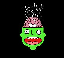 Green Brain by adovemore