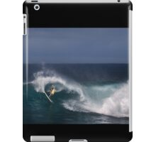 Andy Irons At O'Neill World Cup of Surfing 06-9 iPad Case/Skin