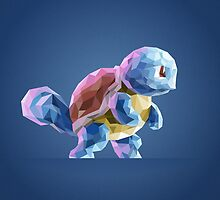 Porymon Squirtle | Pokemon by abowersock