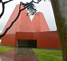 Eduardo Souta da Moura's Paula Rego Museum by Tom Hewitt