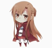 Grumpy Asuna by Alysan