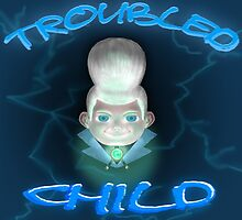 Troubled Child by adork-is-adork
