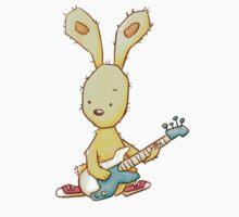 Funky Rabbit by kimfleming