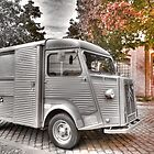 French made truck/van by pdsfotoart