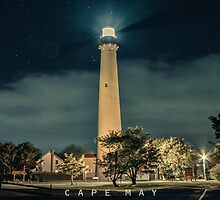Cape May Lighthouse. by ishore1