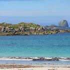 Rock Formations, Bosta Beach, Outer Hebrides by BlueMoonRose