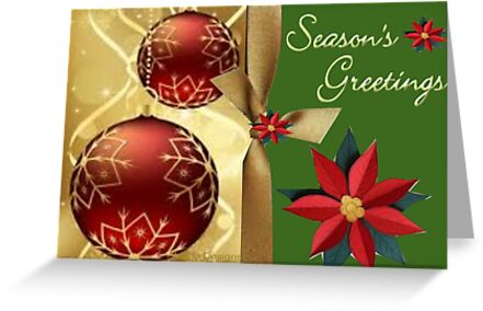 Season Greetings (11407   VIEWS) by aldona