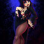 Elvira Mistress of Darkness by Gunkiss