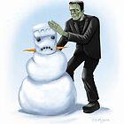 Frankenstein's Monster's Monster by TS Rogers