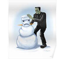 Frankenstein's Monster's Monster Poster